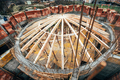Architecture dome details at construction site - PhotoDune Item for Sale