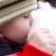 Baby Eating Cotton Candy in the Park. Sweet and Airy Dessert - VideoHive Item for Sale