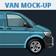 Volkswagen Transporter 2017 Delivery Mock-Up
