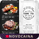 Vintage Hand Made Food Menu Bundle - GraphicRiver Item for Sale