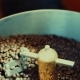 Mixing of Roasted Coffee with Partial Removal of Bad Grains - VideoHive Item for Sale