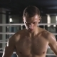 Portrait of Young Man After Hard Training - VideoHive Item for Sale