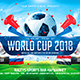 Football World Cop Flyer vol.1 - GraphicRiver Item for Sale