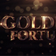 Golden Fortune - VideoHive Item for Sale