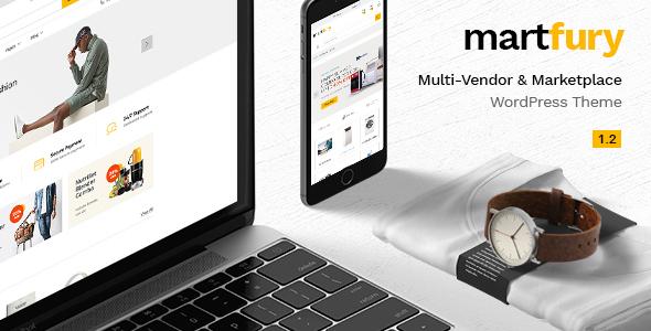 Image of Martfury - WooCommerce Marketplace WordPress Theme