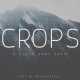 Crops - A Clean Sans Serif - GraphicRiver Item for Sale