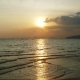 Sunset on the Tropical Beach, Krabi, Thailand, - VideoHive Item for Sale