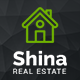 Shina Real State Property WordPress Theme