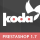 Free Download KODA Electronics Store - Prestashop 1.7 Responsive Theme Nulled