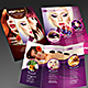 Salon Set of 3 Flyers - GraphicRiver Item for Sale