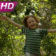 Joyful Boy Runs to Meet - VideoHive Item for Sale
