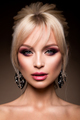 Beautiful woman with professional make up - PhotoDune Item for Sale