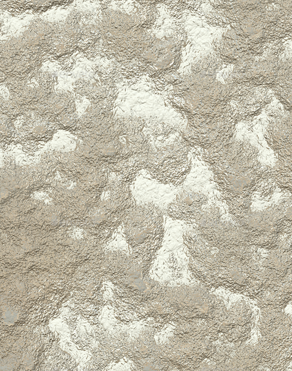 Damaged Stucco Wall - 3DOcean Item for Sale