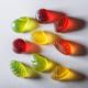 gelatin fruits on white table - PhotoDune Item for Sale