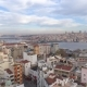 Cloudy Day in Istanbul, Turkie. From Above, City Centre, Downtown. Bosphorus - VideoHive Item for Sale