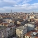 Aerial Drone Shot of Sunny Day in Istanbul, Turkie. From Above, City Centre, Downtown. Bosphorus. - VideoHive Item for Sale