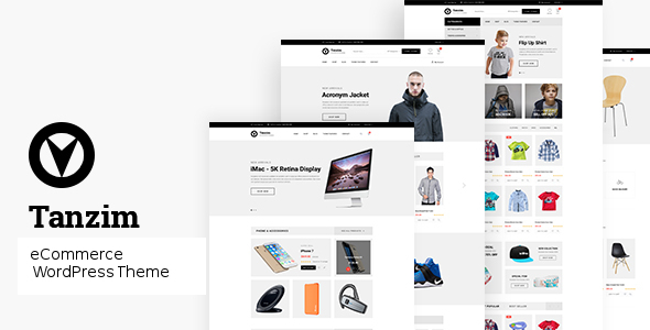 Tanzim - eCommerce WordPress Theme