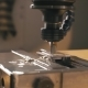CNC Milling Machine with Water Cooling at Work - VideoHive Item for Sale