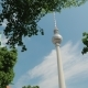 The Famous Berlin TV Tower Is a Symbol of the City - VideoHive Item for Sale