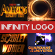 4 in 1 - Superhero Infinity Logo - VideoHive Item for Sale