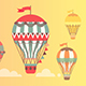 Set of Amusement Park Banners - GraphicRiver Item for Sale