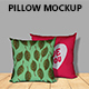 Pillow Mockup - GraphicRiver Item for Sale