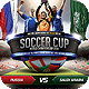 Soccer Cup Poster Template - GraphicRiver Item for Sale