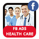 Health Care Facebook Ad Banners - AR - GraphicRiver Item for Sale