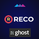 Free Download Reco - A recopilatory theme for Ghost Nulled