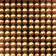 Golden Sphere Loop Background - VideoHive Item for Sale