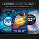 Electro Music Flyer Bundle Vol 51 - GraphicRiver Item for Sale