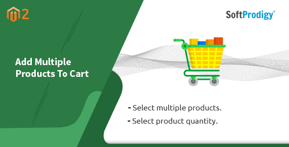 Magento 2.0 Add Multiple To Cart Extension - CodeCanyon Item for Sale