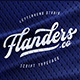 Flanders Script - GraphicRiver Item for Sale