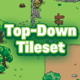 Big Game Top Down Tileset - GraphicRiver Item for Sale
