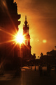 city of Dresden Germany at sunset - PhotoDune Item for Sale