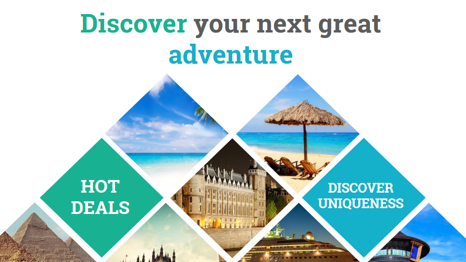 Travel and Tourism PowerPoint Presentation Template by rojdark ...