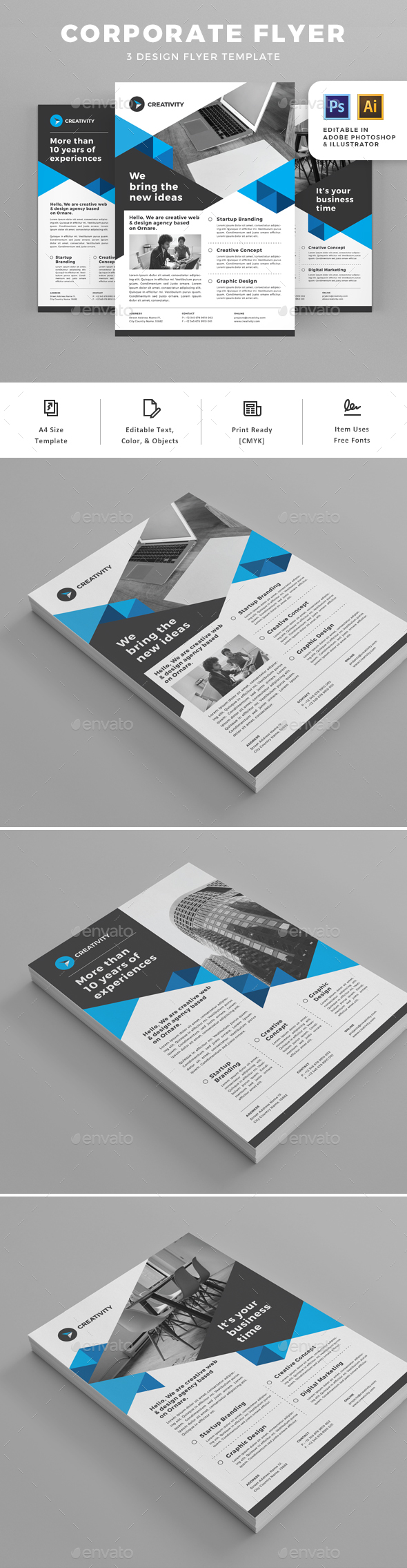 Flyers - Corporate Flyers