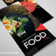 Restaurant Trifold - GraphicRiver Item for Sale