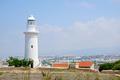 Lighthouse near city of Paphos, Cyprus - PhotoDune Item for Sale