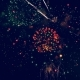 Festive Fireworks in a Sky. - VideoHive Item for Sale