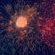 Celebration Fireworks Display in the Sky - VideoHive Item for Sale
