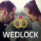Wedlock - Wedding & Wedding Planner PSD Template - ThemeForest Item for Sale