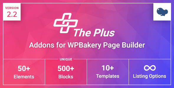 ThePlus Addons for WPBakery Page Builder (formerly Visual Composer)