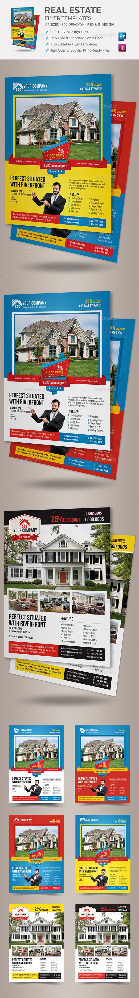 Real Estate Flyer Vol 02 - Commerce Flyers