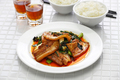 traditional twice cooked pork, Sichuan style chinese dish - PhotoDune Item for Sale