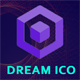 Dream ICO - Bitcoin, ICO and Cryptocurrency Template