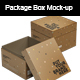 Packaging Box mock-up - GraphicRiver Item for Sale