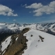 Aerial View on Snow Mountains in Switzerland Alps - VideoHive Item for Sale