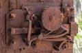 Vintage rusty lock - PhotoDune Item for Sale
