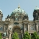 Berlin Cathedral on a Clear Spring Day. Steadicam Shot - VideoHive Item for Sale